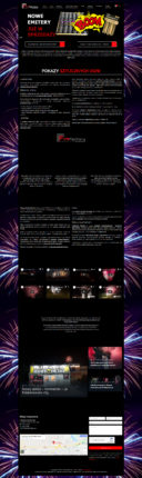 Ciche fajerwerki - totalna nowość w ofercie sklepu FireFactory