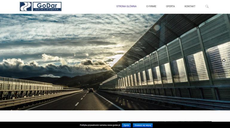 GoDar - bariery drogowe ochronne i stalowe, bariety tymczasowe
